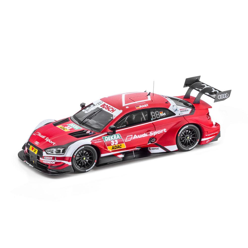 Audi RS 5 DTM 2018 1:43 5021800231 René Rast